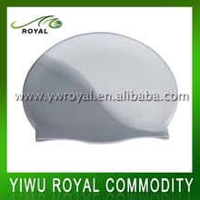 Novelty Water Float Silicone Swim Caps For Women