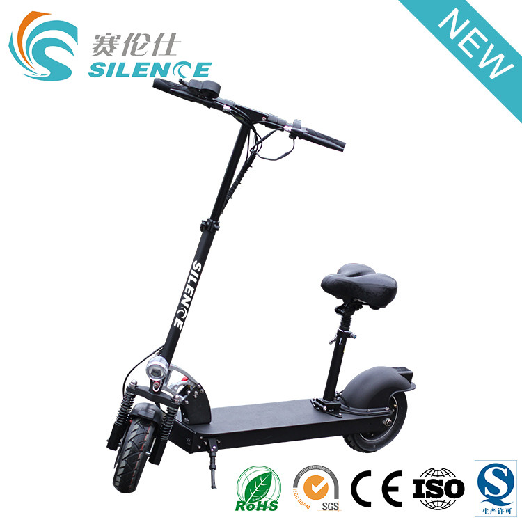 Professional Manufacture Cheap Foldable Electric Scooter Motorcycle For Adults