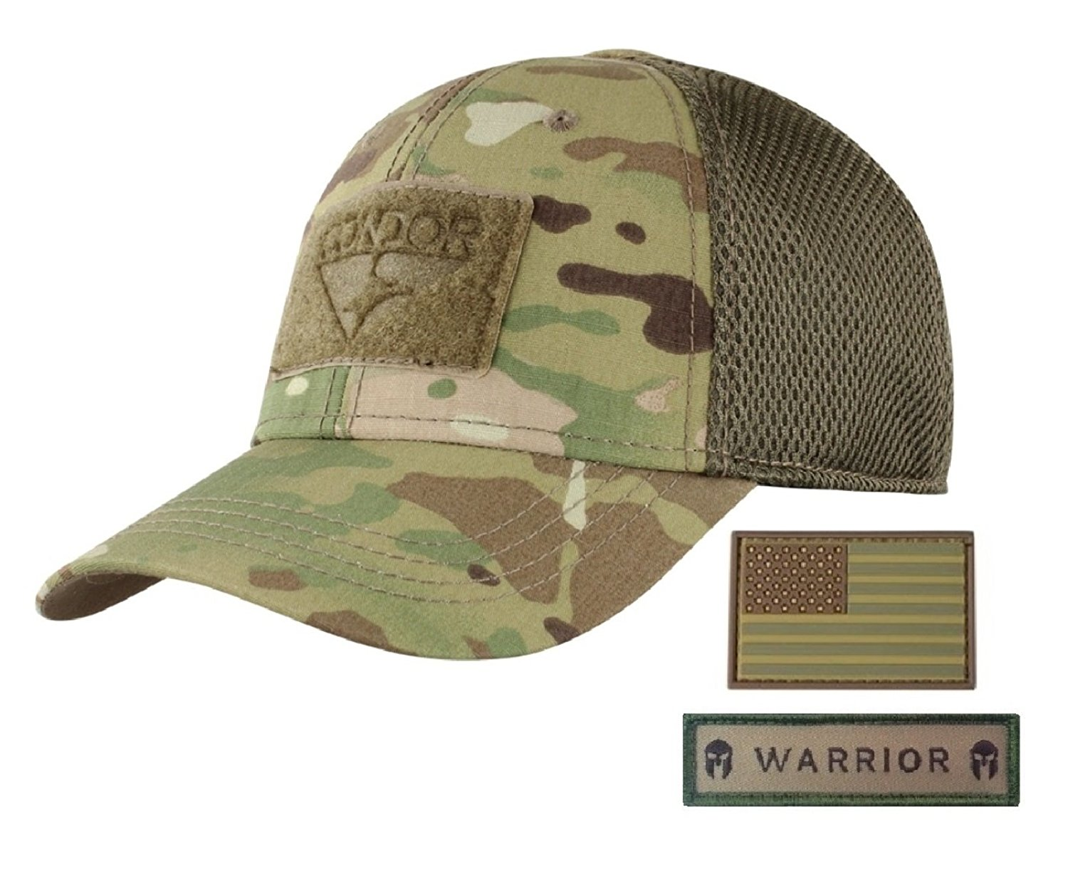 Buy Condor Breathable Combat Mesh Cap Tactical Adjustable