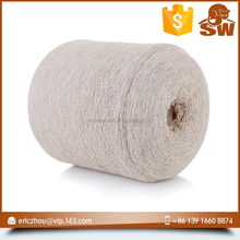 High quality soft possum wool silk yarn for glove knitting
