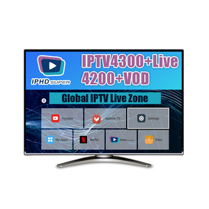 qhdtv iptv abonnement for USA arabic Subscription SUBTV with lifetime free arabic tiger iptv receiver