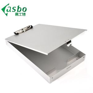 Quality Guaranteed factory supply aluminum storage clipboards