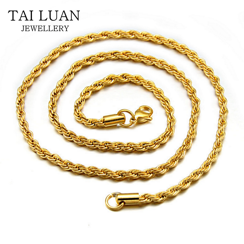 chain men wholesale women gold costom pin from and glod rope stainless snake fashion in necklace necklaces jewelry chains silver steel for