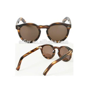 Free Sample New Model Eyewear Frame Glasses New Vintage Sunglasses Hot Sales
