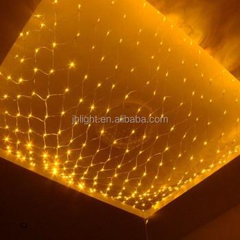 3m 2m 200 Led Net Light Curtain Ceiling