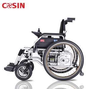 Back pain relief electric wheelchair for medical care