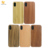 For iPhone X/XS 11 DIY Custom Wooden Phone PC Plastic Blank Wood Case