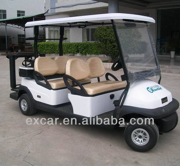 excar barato carrito de golf el ctrico 4 asientos ce certificaci n carritos de golf. Black Bedroom Furniture Sets. Home Design Ideas