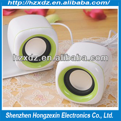 Wholesale 2.0 USB sounds Small laptop speakers sound portable sound