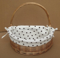 Buy colored chip wood wall basket in China on Alibaba.com