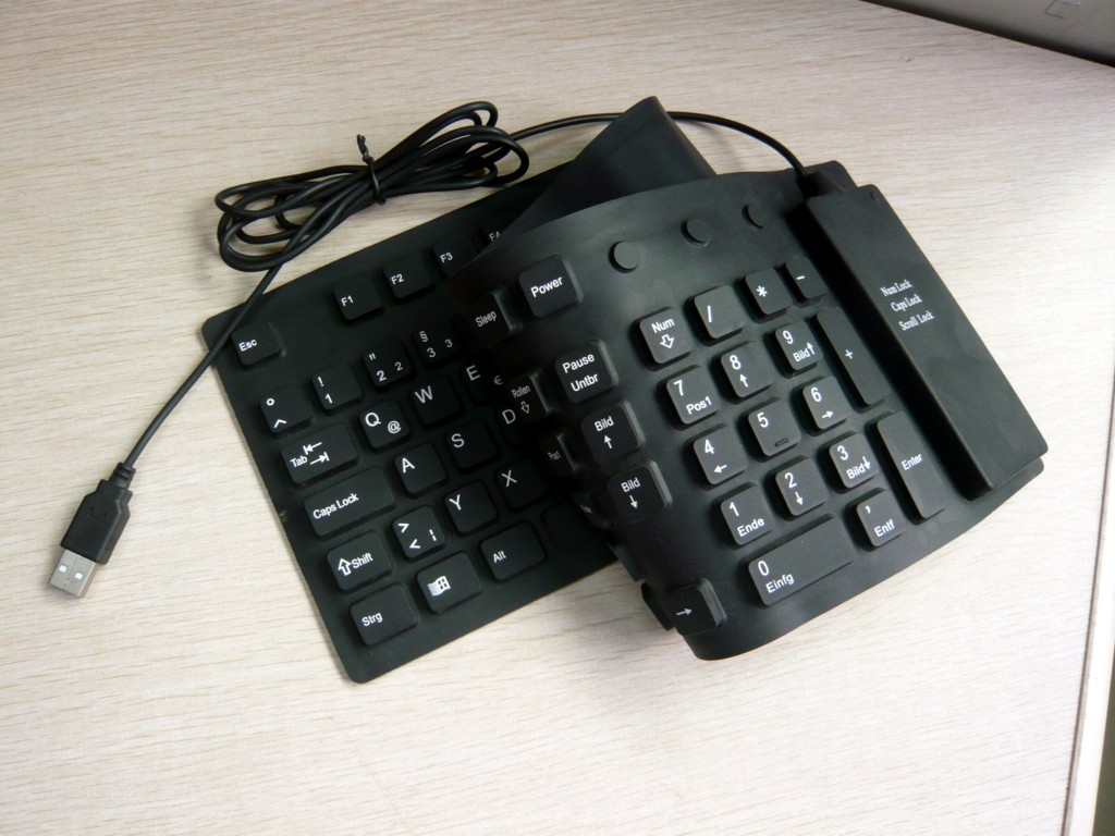 тихая клавиатура для компьютера