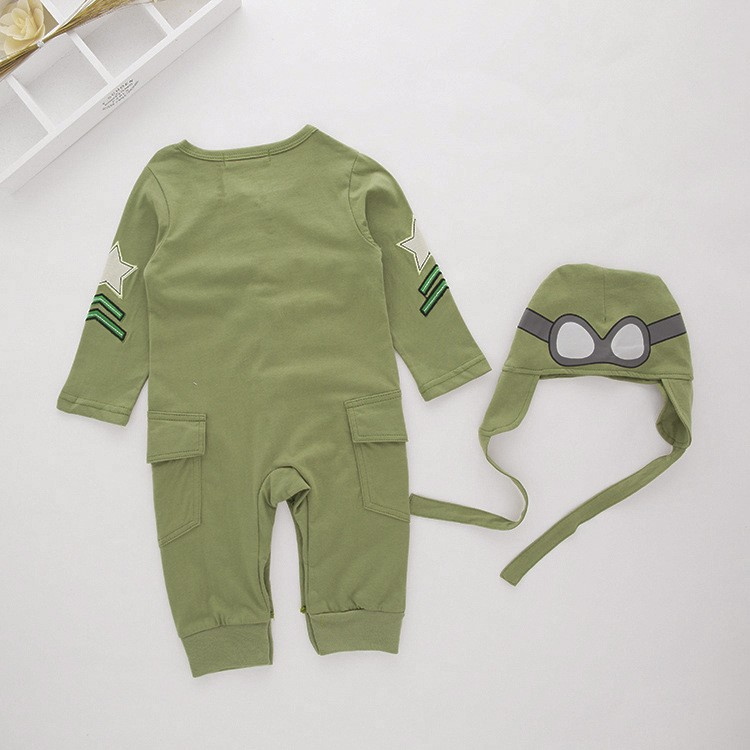 5177d37d45f8 Detail Feedback Questions about Infant Pilot costume baby little ...