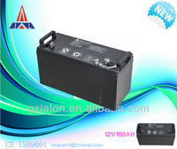 12v 100ah agm battery for ups back up system