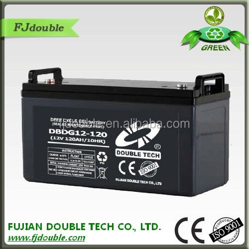 long life rechargeable exide agm deep cycle battery 12v 120ah battery pack for christmas lights