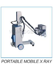 Ziekenhuis Hoge Frequentie Draagbare C-arm Systeem Radiografie Digitale Xray Machine