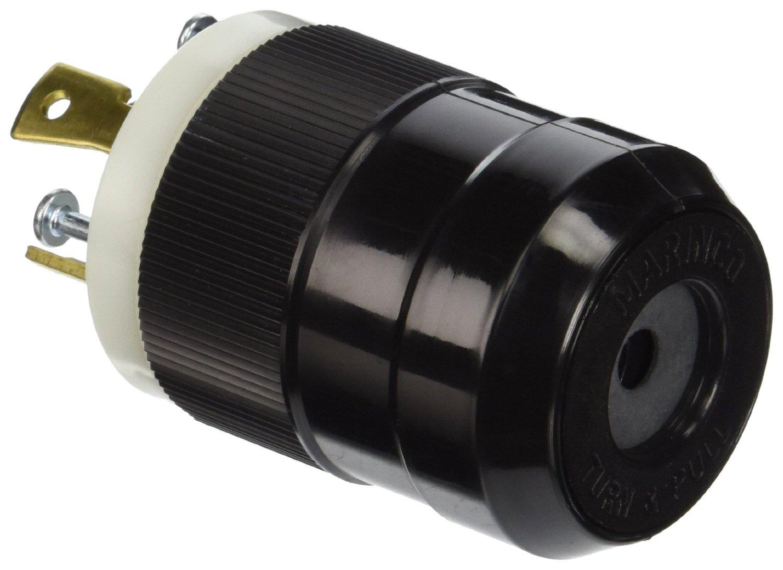 Generac 6394 30-Amp 125V L5-30 Male Plug
