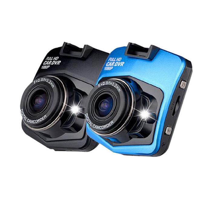 Dash Cam 2.4 inch Car DVR With Motion Detection Night Vision G-Sensor Full HD 1080P Car Recorder Camera