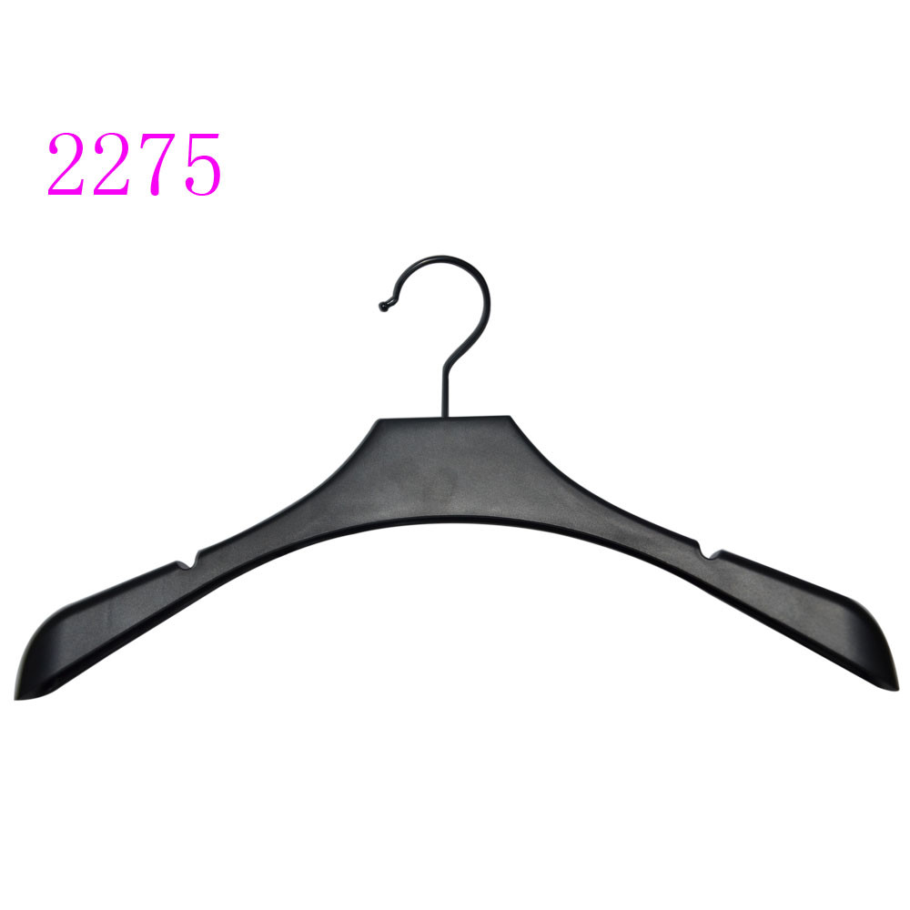portable recycled clothes rubber coated decorate hanger