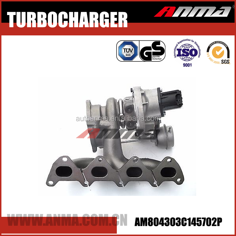 Turbocharger volkswagen pricrs OEM 03C145702P