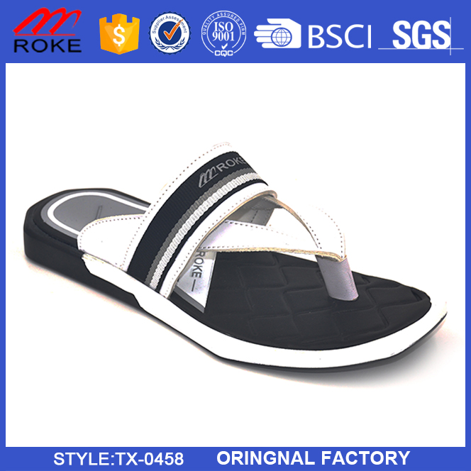OEM hot sale casual beach sandals comfortable beach slipper man flip flop slipper