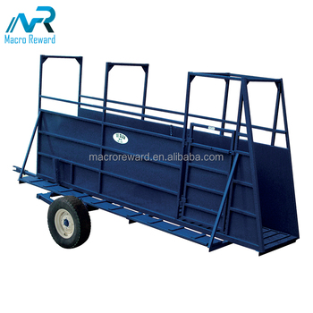 China supply animal loading ramps for cattle sheep and goat