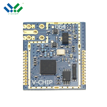 TI SUB1GHz High power 20Dbm CC1110 PA 433 868 915Mhz Module for Temperature and humidity sensor