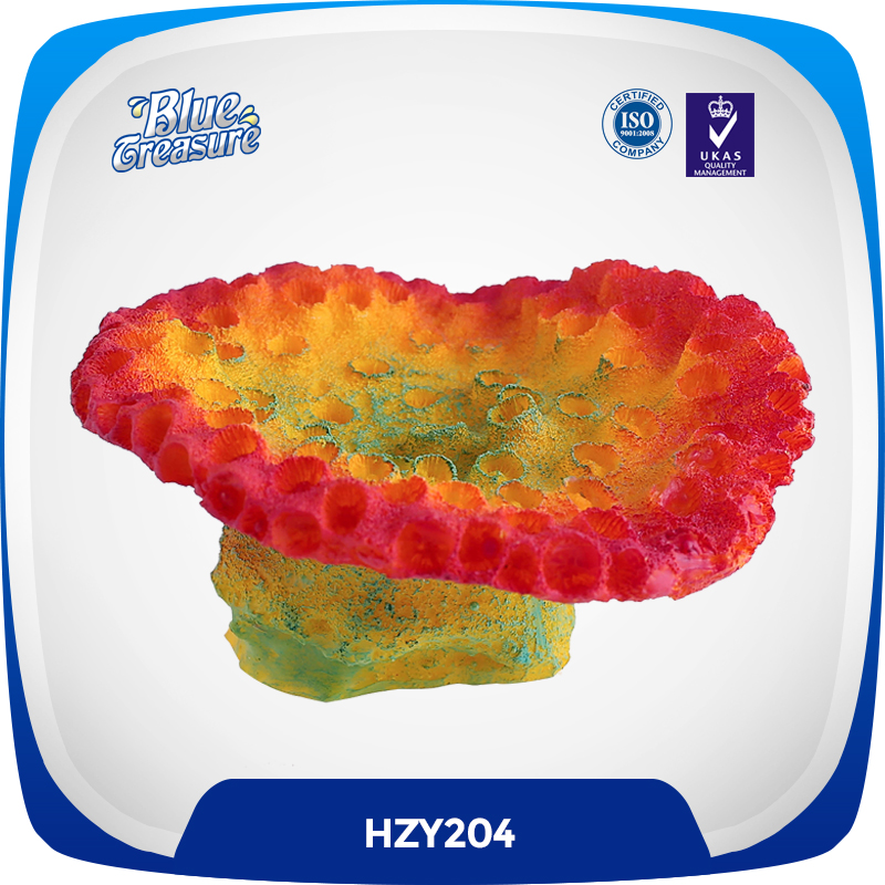 High Quality Aquarium Resin Coral for Fish Tank