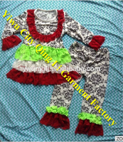 Wholesale China Wholesale Alibaba New Fashion Baby Girl Outfits Baby Girl Matching Clothing Outfits