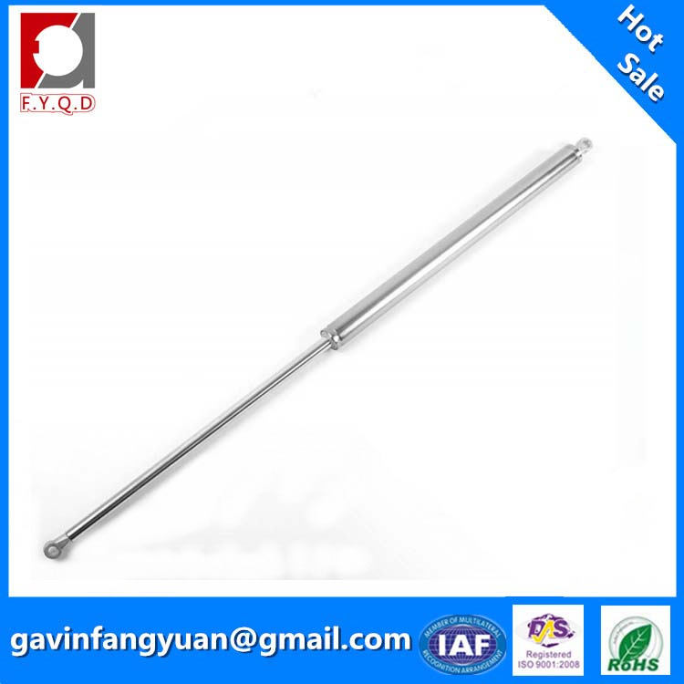 high quality stainless steel piston rod gas strut for yacht