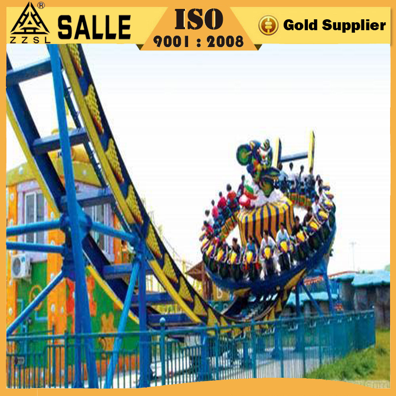 2016 new design atractive 24 seats theme park amusement Flying Ufo Ride for sale