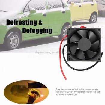 12 V Elektrische Auto Kachel Auto Heater Fan 300 W Keramische 12 V