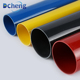 Hot sale 250mm black drainage plastic pipe hard PVC tubes