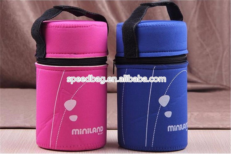 new style diving material lunch bag neoprene thermal food bag