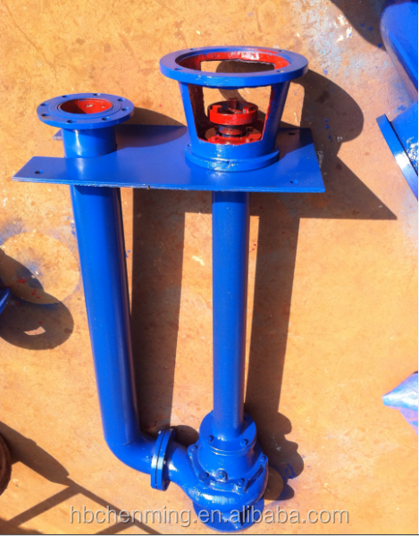 Under liquid chemical industrial sewage water pumps