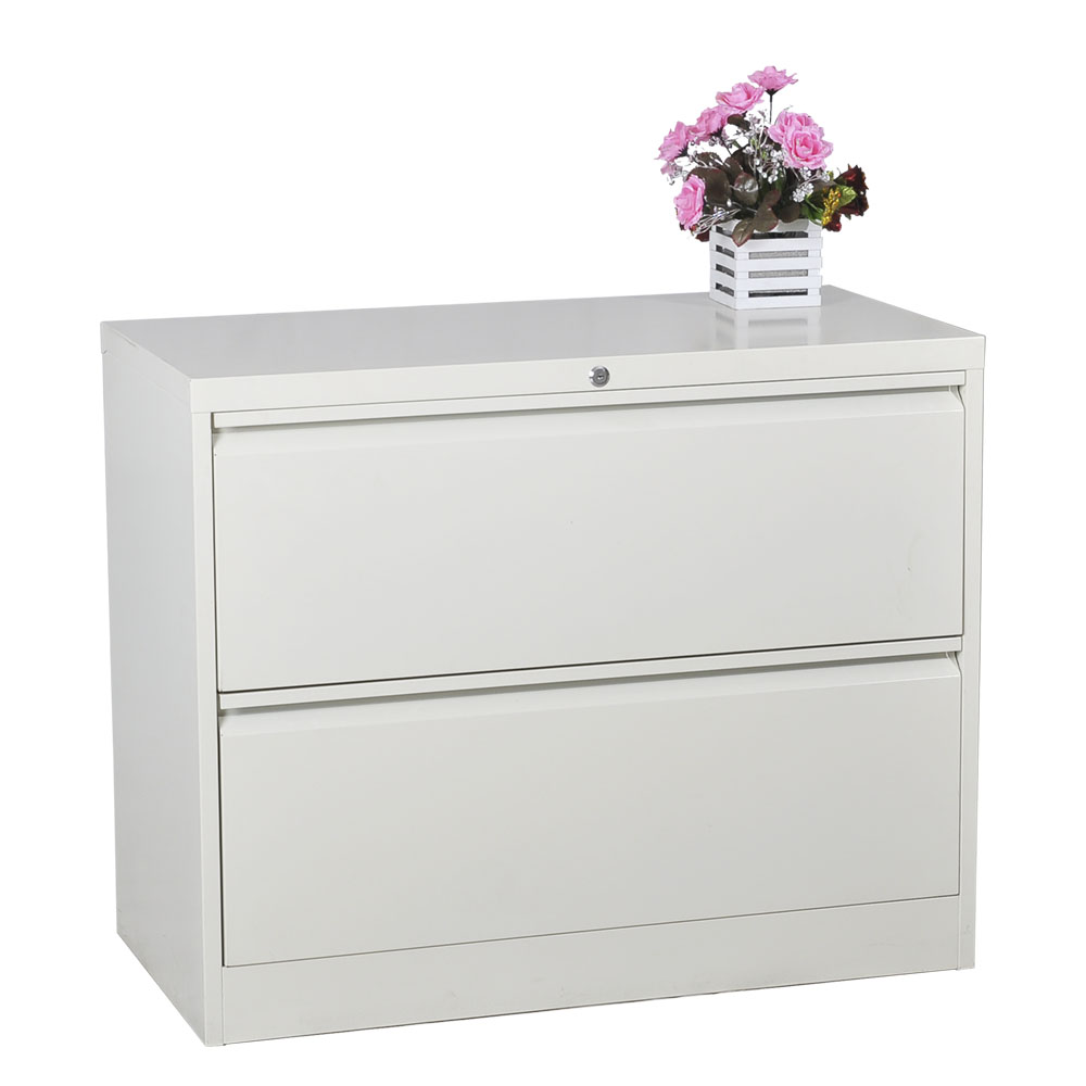 High Quality OEM Metal Lateral 2 Drawer File Cabinet for Sale