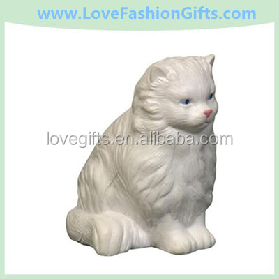 Persian Cat Squeeze Toy