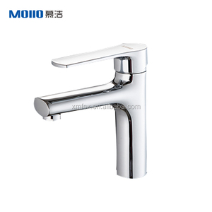 Hot Water Washbasin Faucets Brass Bathroom Sink Mixers Taps