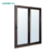 Big glass aluminum double glazed sliding door
