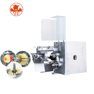 Electric Apple Peeler/slicer/cutter/corer Supplier From China