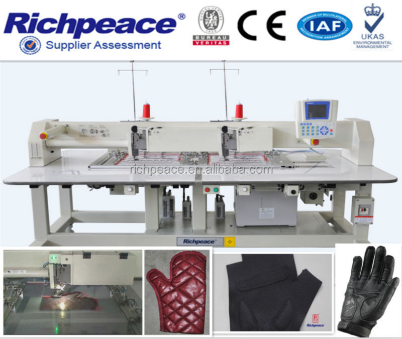 Richpeace Automatic Sewing Machine ----sew Gloves - Buy ... : automatic quilting machine - Adamdwight.com