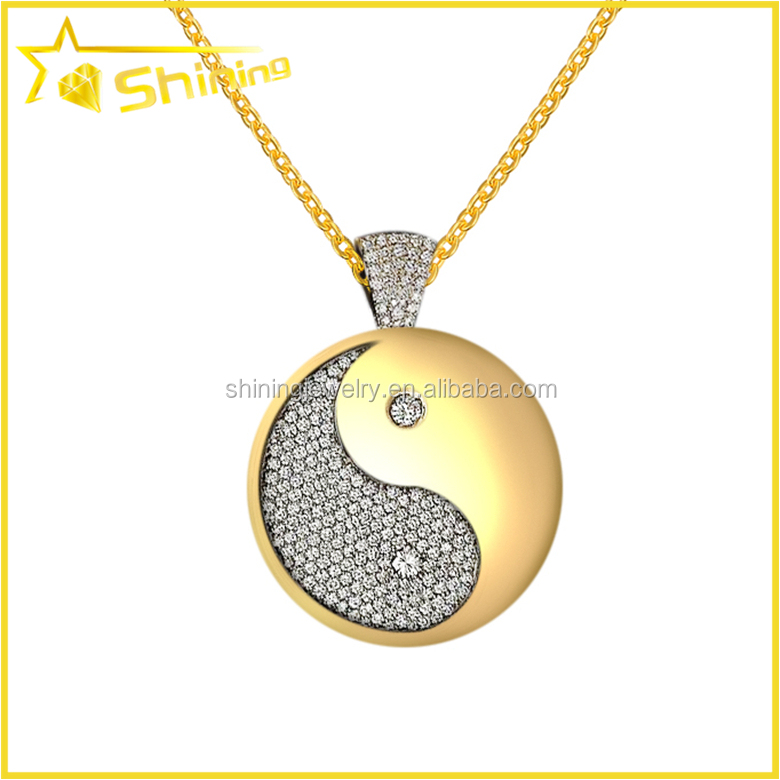 pendants pendant gold mr lab jewellery monopoly k mens guy ksvhs diamond s beautiful men finish