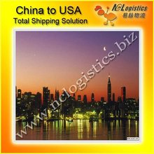 Transport Ningbo bulk cargo to Richmond,VA,USA