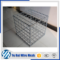 Perfect After-Sale Service Reinforcing Curved Gabion Baskets For Sale