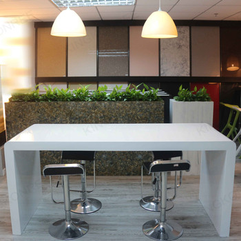 High End Long Narrow Bar Tables Counter Table