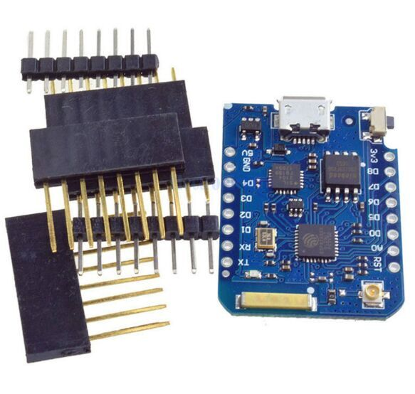 WEMOS D1 Mini Pro ESP8266 CH340G Antenna Connector CP2104 WIFI Development Board