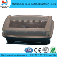 custom surface mounting plastic electrical box cover