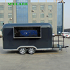High Quality Towable Street Mobile Kitchen Outdoor Food Trailer