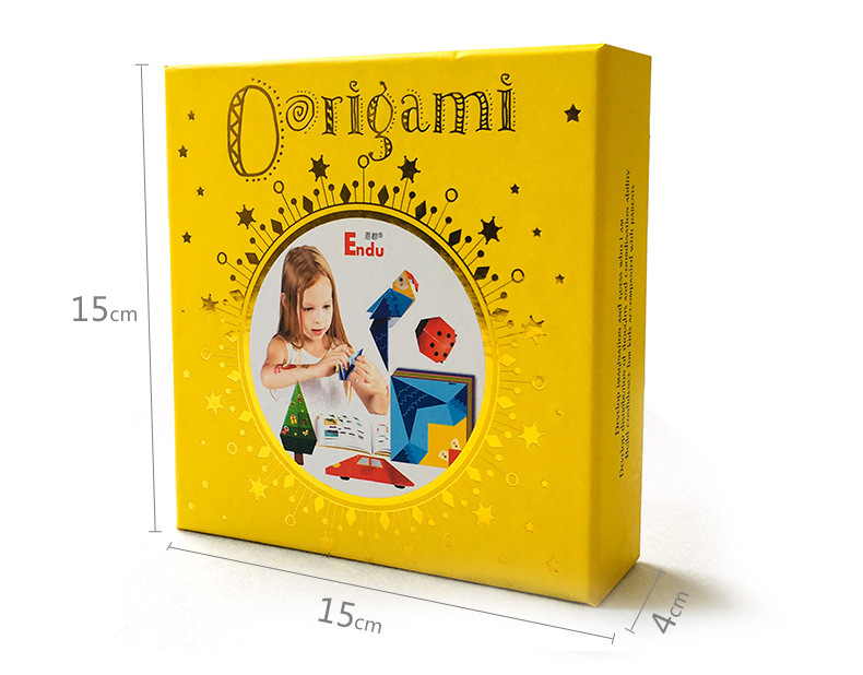 Origami for Children Book & paper pack with 35 projects NEW ... | 618x790