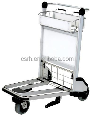 Aluminum Airline Trolley With Brake
