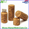 Soft Quercus Cork for Red Wine or USB Flash Thumb Drive 8GB Memory Quirky Collectible Bottle Cork Collectable